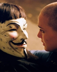 V For Vendetta ( SİNEMA )